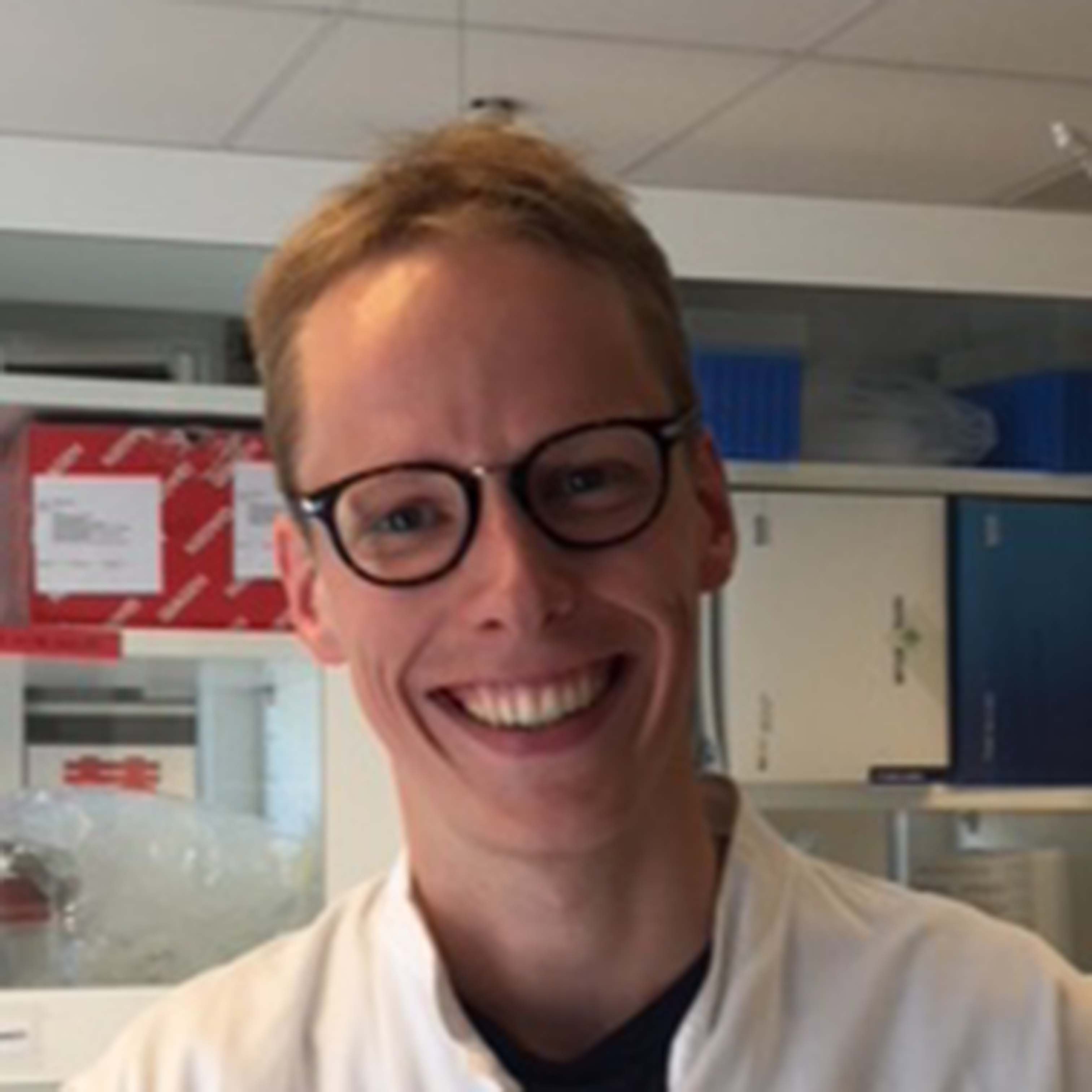 Read more about: Welcome to Niels Christian Holm Sanden - new PhD student at DynaMo